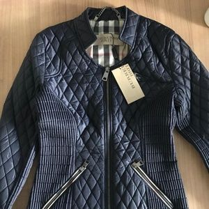 Burberry Brit Women's Quilted Puffer Jacket